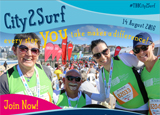 Join Bear Cottage in this year's City2Surf!